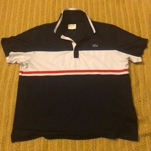 Lacoste shirt ultra dry new without tags 3xl